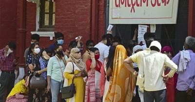 La Nación / Primera paciente con COVID-19 en India vuelve a contagiarse
