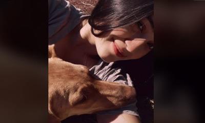Leidy Luna en vida llegó a rescatar perros y gatos de la calle