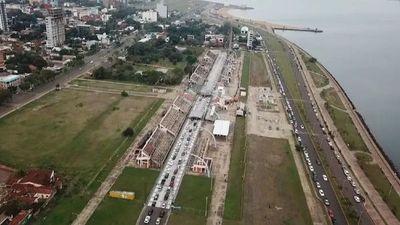 Itapúa llegó a las 100.000 personas inmunizadas contra el Covid-19