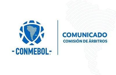 Por tiempo indeterminado: Conmebol suspende al árbitro Andrés Rojas y al encargado del VAR, Derlis López