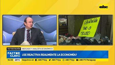 ¿Se reactiva realmente la economía?