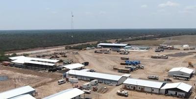 Consorcio Vial Bioceánico investiga causa de incendio en campamento de obras