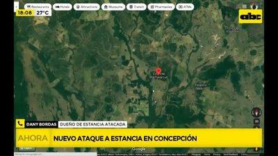 ACA habría atacado una estancia en Concepción tras asesinato de Jorge Ríos