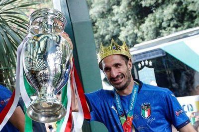 Giorgio Chiellini, un campeón de Europa sin contrato