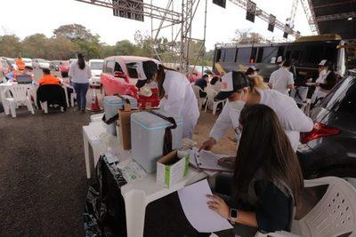 Vacunación masiva: Más de 1.185.000 personas fueron vacunadas en Paraguay este miércoles