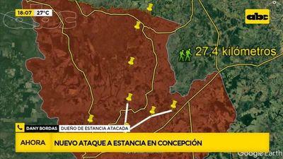 Nuevo ataque en Concepción