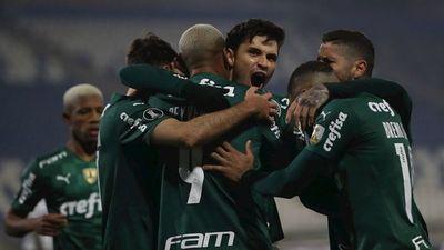 Gracias al VAR, Palmeiras se impone en Chile