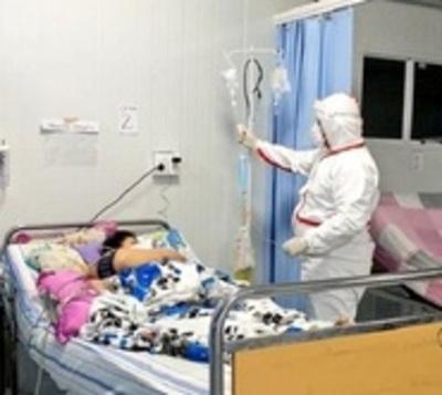 Reportan 50 nuevos fallecidos por covid-19