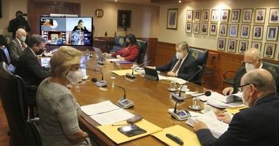 La Nación / Corte fijó para el 12 de noviembre el examen para acceder al registro notarial