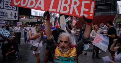 La Nación / Gobierno cubano ofrece primeras concesiones a los manifestantes