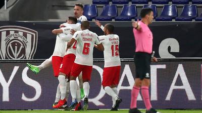 Los goles del triunfo del Bragantino 2-0 ante Ind. del Valle