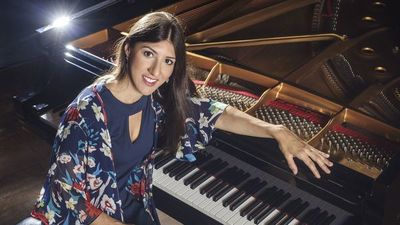 Chiara D'Odorico presenta su  disco  Ofrenda a mi tierra