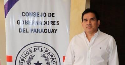 La Nación / Baruja, electo presidente del Consejo de Gobernadores