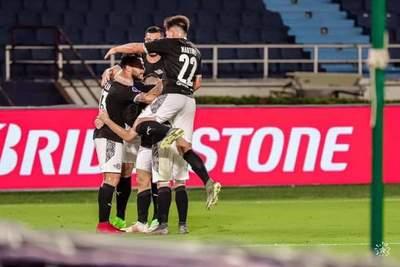 Libertad venció 4-3 a Junior por la CONMEBOL Sudamericana.