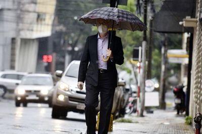 Frente frío: anuncian más lluvias y descenso de temperatura