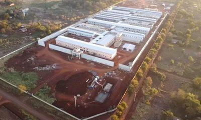 Nueva sede penitenciaria de Minga Guazú, en su recta final