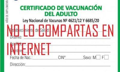 ¡Cuidado! Roban cuentas de whatsapp a personas vacunadas