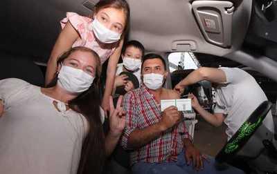 Paraguay registra 1.192.326 vacunados contra el covid-19