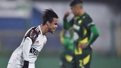 Flamengo se impone en el estreno de Renato Gaúcho