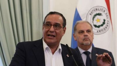 Colorados no quieren quedar con la carga de echar a Hugo Javier, dicen