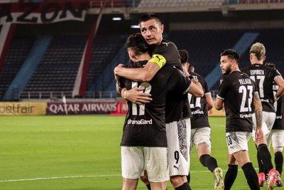 Épica victoria de Libertad en la Sudamericana