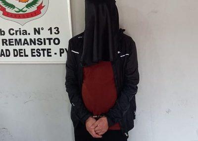 Chileno detenido cuando hurtaba dinero de vehículo estacionado en un súper – Diario TNPRESS