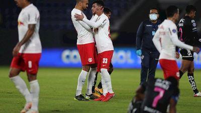 Bragantino acaricia la clasificación a los cuartos de final