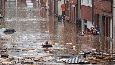 Al menos 34 muertos y decenas de desaparecidos por las tormentas e inundaciones en Alemania y Bélgica
