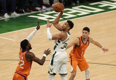 Los Bucks volvieron a ganar e igualaron las Finales de NBA