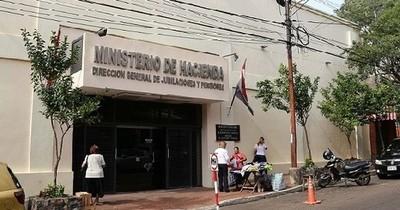 La Nación / Hacienda buscará oxigenar déficit de la caja fiscal con proyecto de ley de emergencia