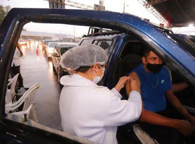 Reportan 1.192.326 inmunizados contra el covid-19 en Paraguay