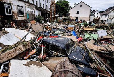 Las inundaciones en Alemania, entre las más graves de últimas décadas