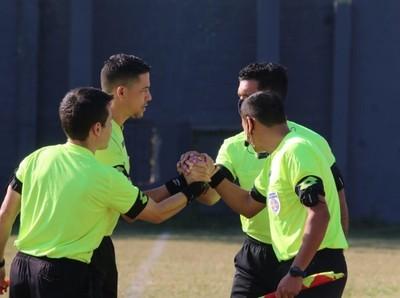 Primera C: árbitros designados