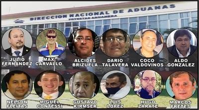 JUSTICIA PARAGUAYA A FAVOR DE LOS CORRUPTOS Y COIMEROS