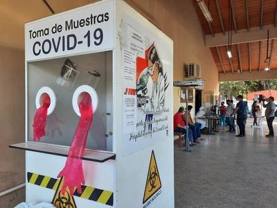 Desciende cantidad de internados por Covid-19 – Prensa 5