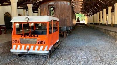 Restauran zorra- motor; una reliquia ferroviaria – Prensa 5