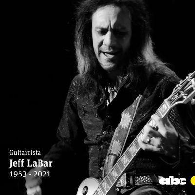 Jeff LaBar, guitarrista de Cinderella, fallece a los 58 años