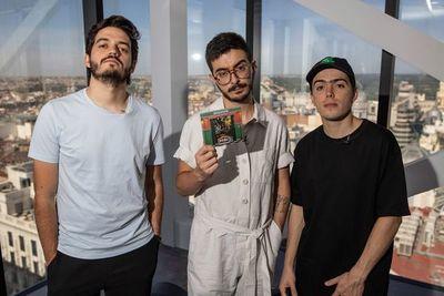 """Morat: """"Este disco es una reflexión hacia dónde nos va a llevar la música"""""""