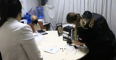 La Nación / Desde California a Paraguay: hallan marihuana sintética en encomienda