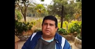 La Nación / En silla de ruedas tras asalto, Gabriel Insfrán pide trabajo a las autoridades, a poco de culminar etapa escolar