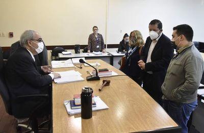 """Juicio por quema del Congreso """"es un circo jurídico"""", según Stiben Patrón"""