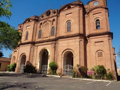Roban periódicamente en iglesia de la Encarnación, a 4 cuadras de comisaría
