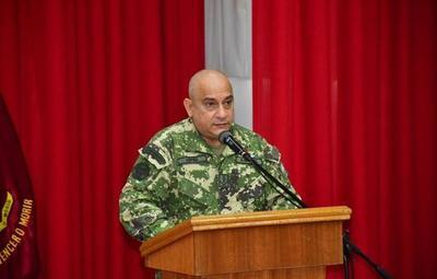 Abdo Benítez cambia al comandante del CODI