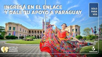 World Travel Awards: Paraguay cuenta con 5 nominaciones a los premios del turismo mundial