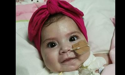 La pequeña Bianca demuestra que no hay limitaciones para tratamiento de la AME