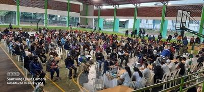 Paraguay alcanza nuevo récord de vacunados en un día contra el Covid