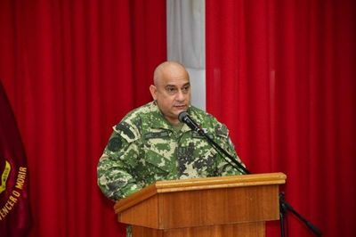 Narcizo López es el nuevo comandante interino del CODI, tras secuestro y asesinato de Jorge Ríos