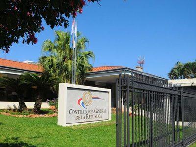 Fiscales colectan datos de Contraloría de la rendición de cuentas de la Gobernacion de Central