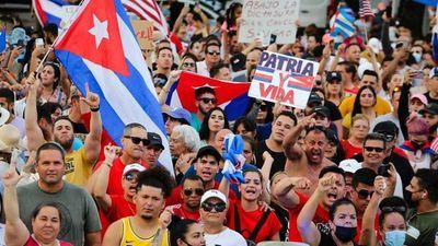 Muchas redes sociales siguen bloqueadas en Cuba desde el día 1 de las protestas