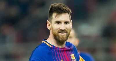 El emotivo mensaje de Messi a un abuelo en su cumpleaños número 100